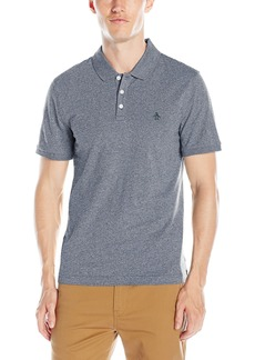 Original Penguin Men's Short Sleeve Jaspe Polo