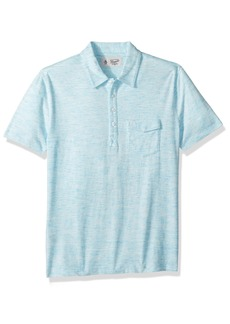 Original Penguin Men's Short Sleeve Spacedye Jack 2.0