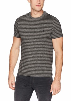 Original Penguin Men's Short Sleeve Stripe Tee  XXL