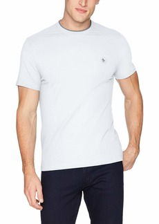 Original Penguin Men's Short Sleeve Tipped Tee  Extra Large