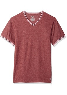Original Penguin Men's Short Sleeve V Neck Tee  L