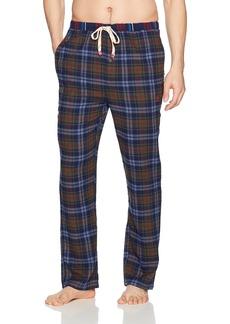 Original Penguin Men's Single Novelty Plaid Flannel Pant  XL
