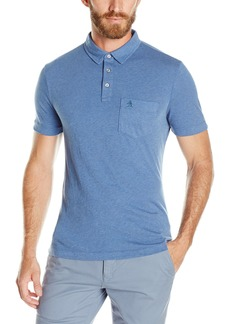 Original Penguin Men's Single Pocket Polo Shirt