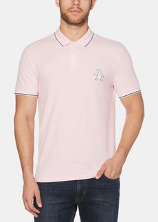 Original Penguin Men's Slim-Fit Big Pete Polo, Created for Macy's