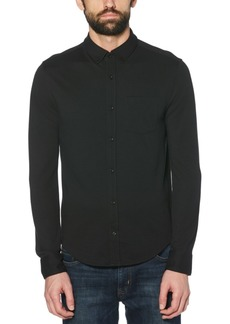 Original Penguin Men's Slim-Fit Button-Front Shirt