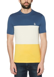 Original Penguin Men's Slim-Fit Colorblock T-Shirt