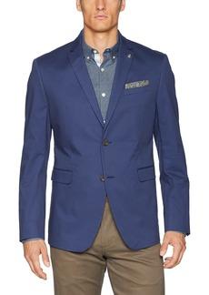 Original Penguin Men's Slim Fit Suit Separate Blazer (Blazer and Pant) Blue  REG