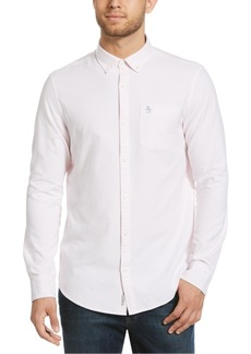 Original Penguin Men's Slim-Fit Woven Shirt