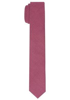Original Penguin Men's Smith Solid Tie burgundy