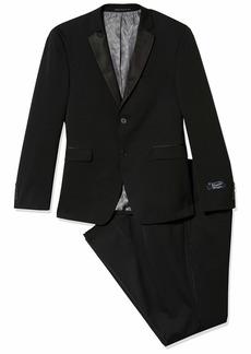 Original Penguin Men's Solid  Slim Fit Tuxedo  Regular