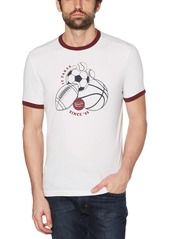 Original Penguin Men's Sports Graphic T-Shirt