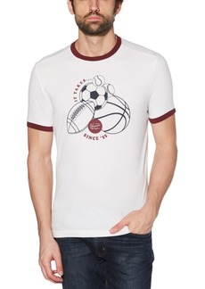 Original Penguin Men's Sports Graphic T-Shirt