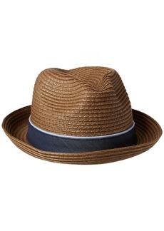 Original Penguin Men's Straw Porkpie Hat