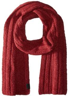 Original Penguin Men's Textured-Knit Scarf