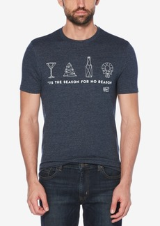 Original Penguin Men's Tis The Season Graphic T-Shirt