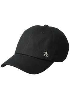 Original Penguin Men's Twill Logo Baseball Cap  OSFA