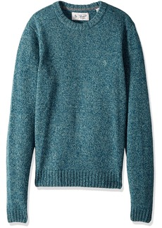 Original Penguin Men's Twisted Yarn Crew Sweater  Extra Extra Large