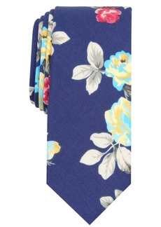 Original Penguin Men's Vinton Floral Skinny Tie