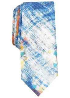 Original Penguin Men's Willard Skinny Abstract Tie