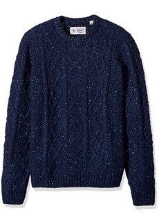 Original Penguin Men's Wool Alpaca Crew Sweater