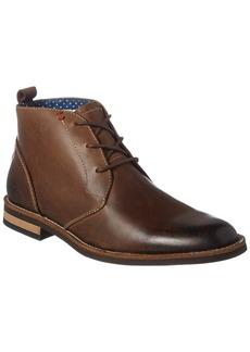 Original Penguin Monty Leather Chukka Boot
