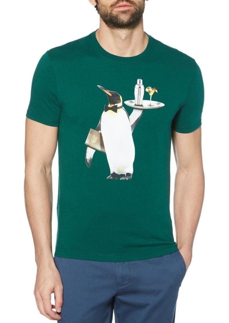 Original Penguin Penguin Graphic Cotton Tee