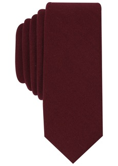 Original Penguin (PENH8) Men's Pique Solid Tie burgundy