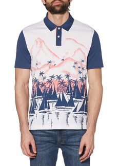 Original Penguin Placement Boat Polo