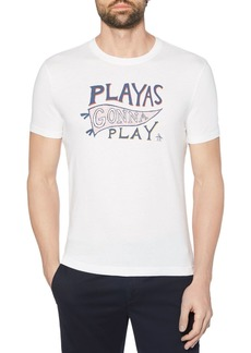 Original Penguin Playas Gonna Play Graphic Tee