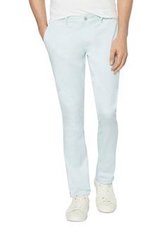 Original Penguin Premium Cotton Stretch Slim Fit Chino Pants