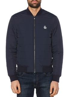 Original Penguin Quilted Bomber Jacket - 100% Exclusive