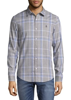 Original Penguin Rain Button-Down Shirt
