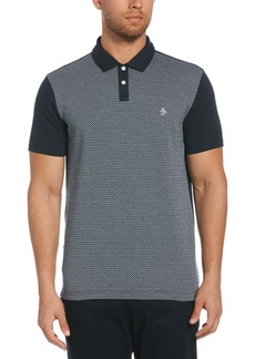 Original Penguin Retro Jacquard Polo