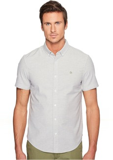 Original Penguin Short Sleeve Updated Core Oxford