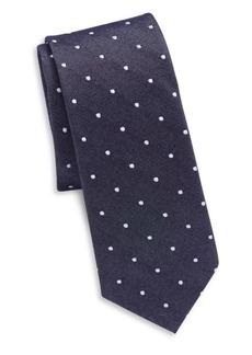 Original Penguin Silk and Cotton Tie