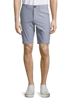 Original Penguin Slim-Fit Dobby Oxford Shorts