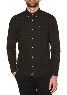 Original Penguin Slim-Fit Gingham Shirt