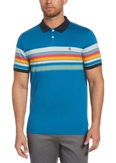 Original Penguin Slim Fit Stripe Polo