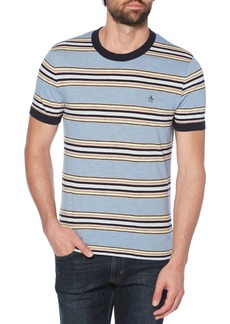 Original Penguin Slub Stripe T-Shirt