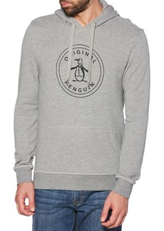 Original Penguin Stamp Logo French Terry Hoodie