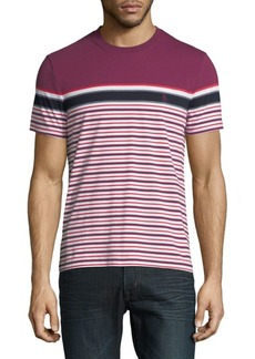 Original Penguin Stripe Short-Sleeve Tee