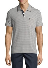 Original Penguin Striped Polo Shirt