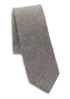 Original Penguin Textured Cotton Tie