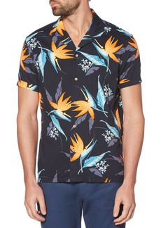 Original Penguin Tropical Floral Shirt