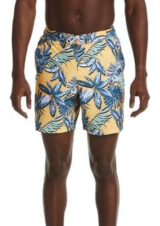 Original Penguin Tropical Leaf Board Shorts