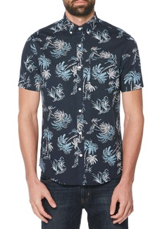 Original Penguin Tropical Tree Woven Shirt