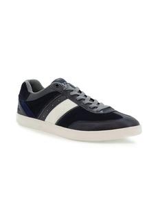 Original Penguin Tyler Leather & Velvet Low-Top Sneakers