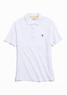 Original Penguin UO Exclusive Knit Mesh Polo Shirt