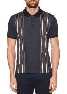 Original Penguin Vertical Striped Polo Shirt