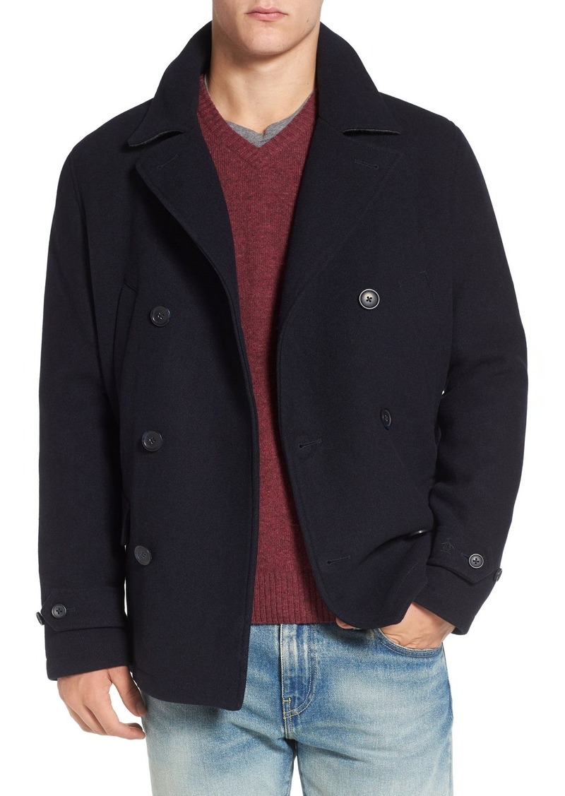 select for authentic great prices provide large selection of Wool Blend Peacoat